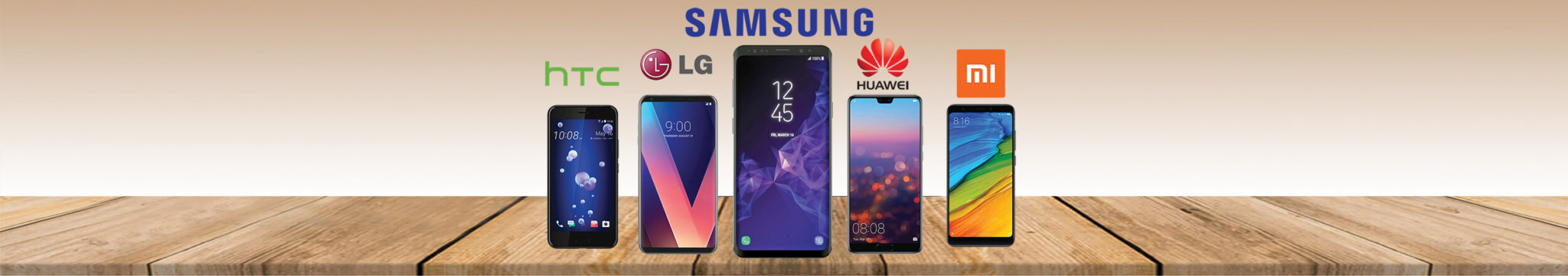 Servis Naprave - APPLE / SAMSUNG / HUAWEI / LG / HTC / XIAOMI